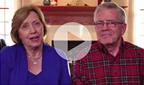 catheter ablation success story Donne and Jan